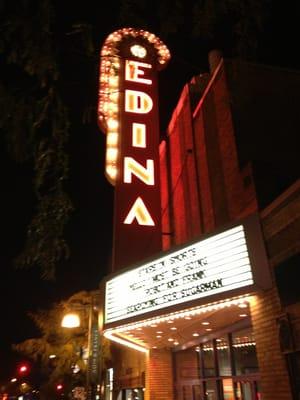 Edina Theatre 3911 W 50th St Minneapolis, MN Arts