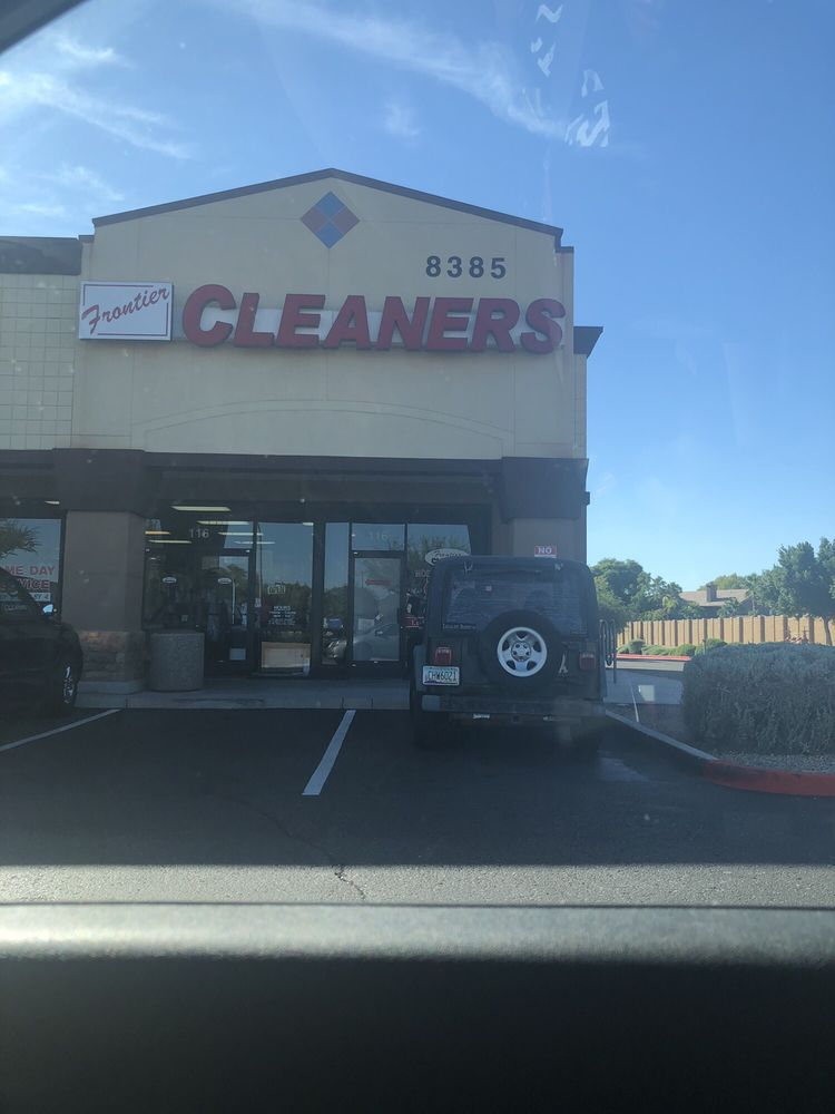 Frontier Cleaners