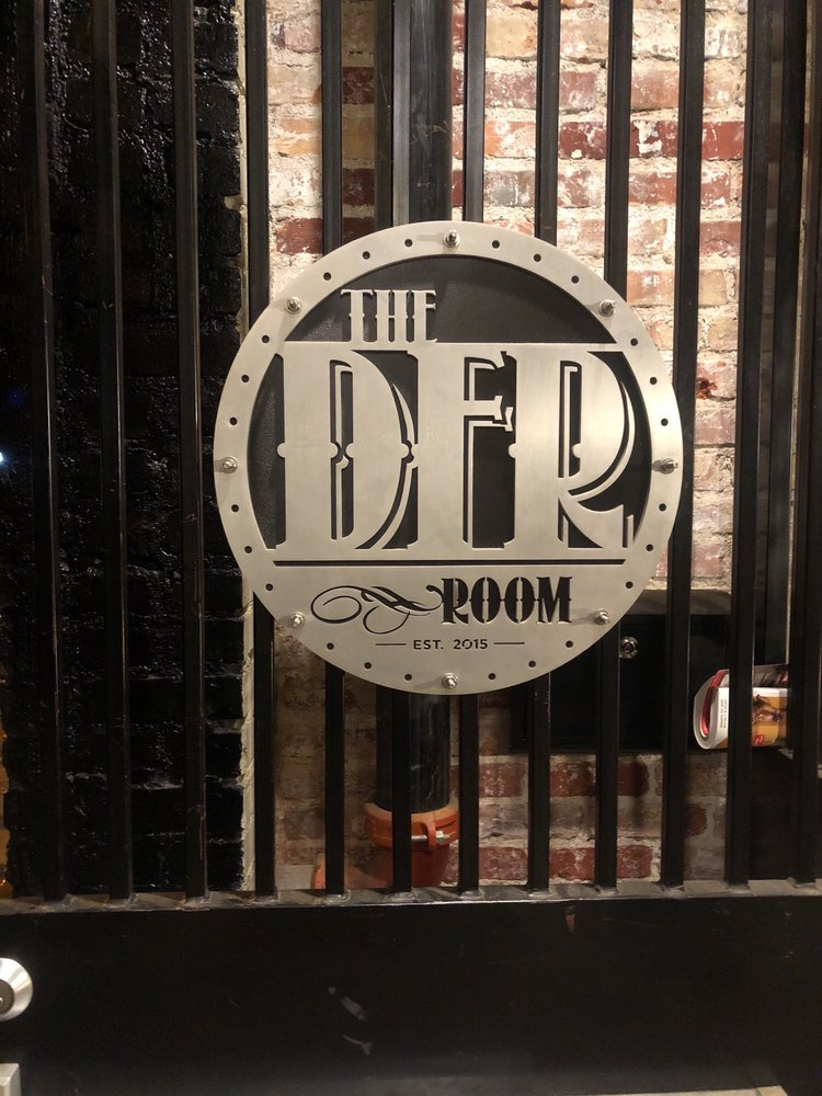 The DFR Room: 36 E Main St, Brevard, NC