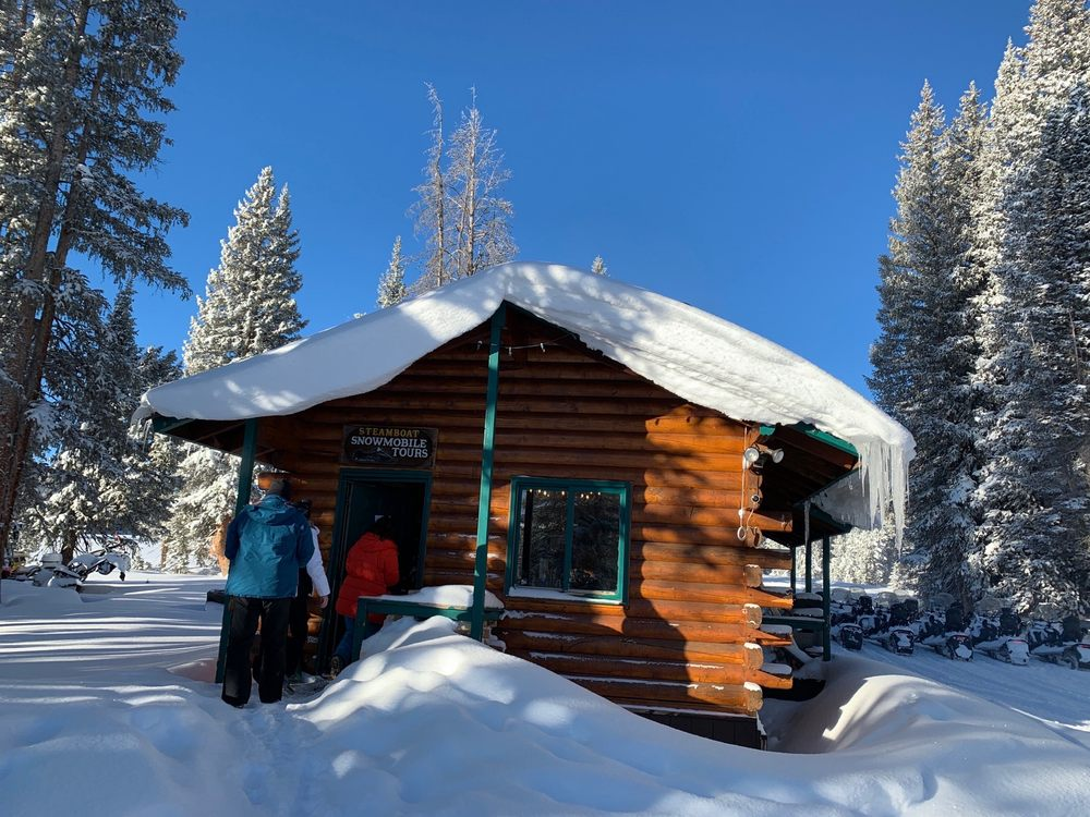 Steamboat Snowmobile Tours: 31748 Forest Service Rd, Steamboat Springs, CO