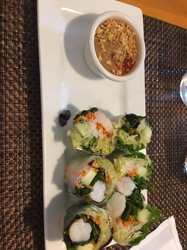 Pim's Thai Orchid Restaurant: 70 Hanover St, Lebanon, NH