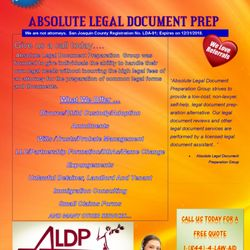 Absolute Legal Document Preparation Legal Services Quail - Legal document preparation services