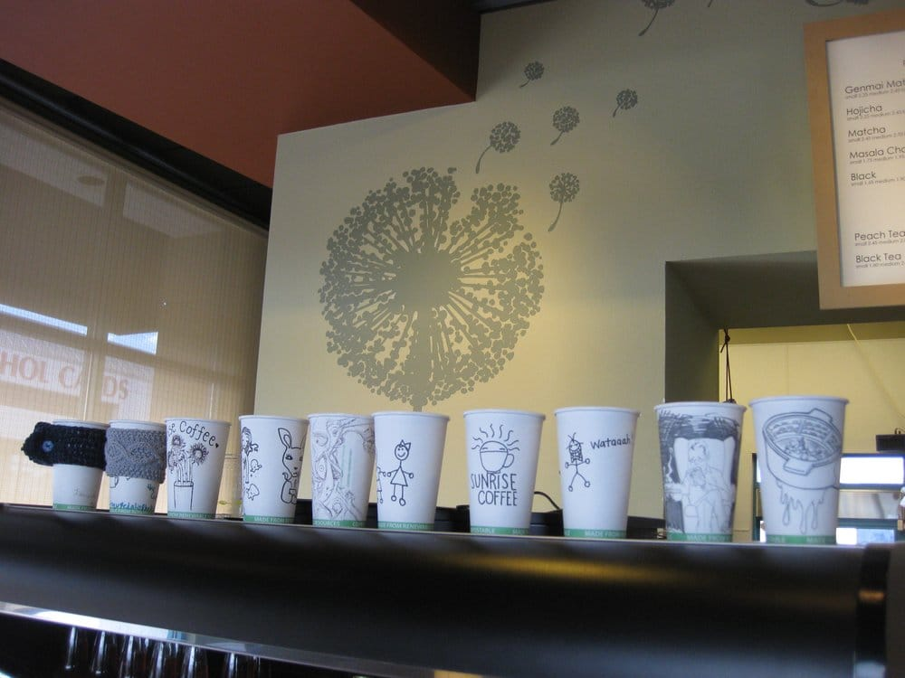 Coffee Cup Art Yelp