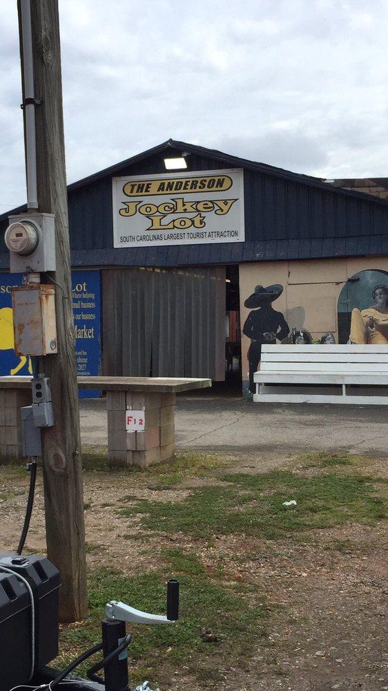 Anderson Jockey Lot & Farmer's Market: 4530 Hwy 29 N, Belton, SC