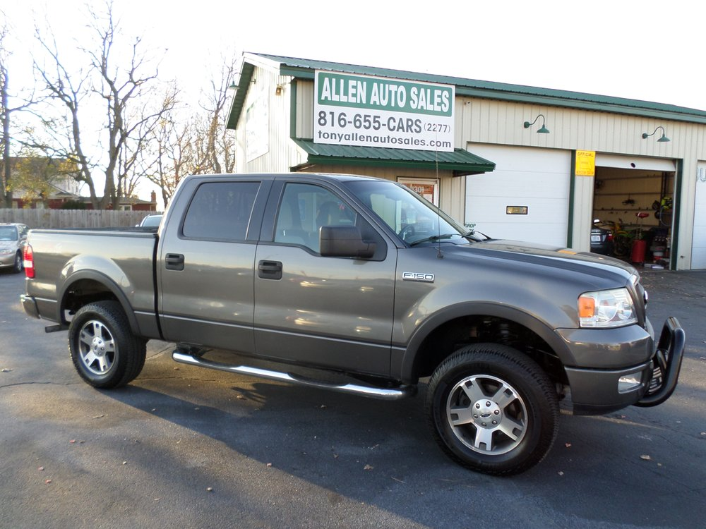 Allen Auto Sales: 1301 N State Rt 7, Pleasant Hill, MO