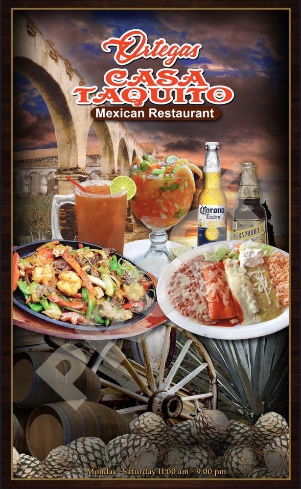 Casa Taquito: 2721 Green River Rd, Corona, CA