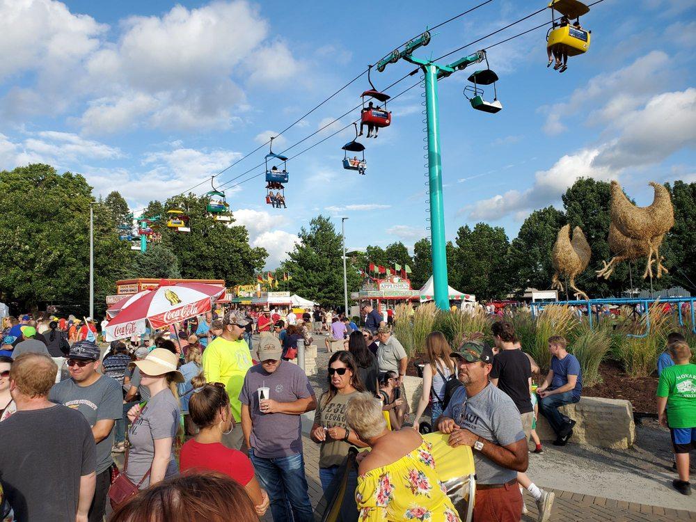 Iowa State Fair: E 30th St, Des Moines, IA