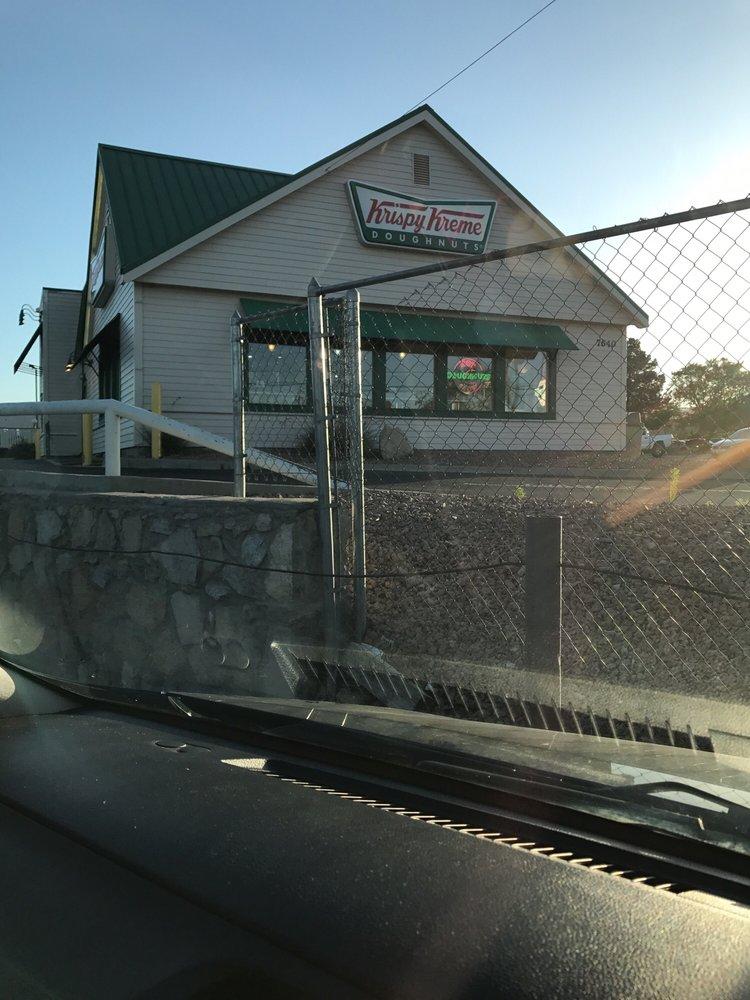 Krispy Kreme: 7640 North Mesa St, El Paso, TX