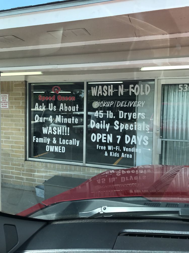 Photo of The Clothes Line Laundromat: Crosby, TX