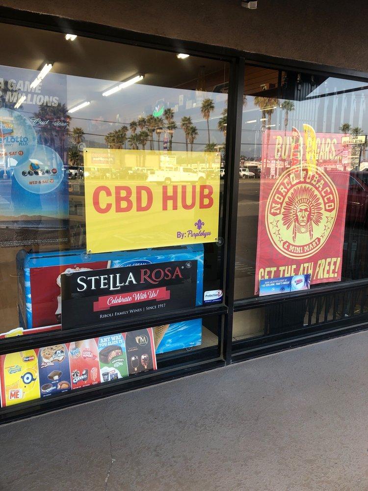 CBD HUB: 2500 Hamner Ave, Norco, CA