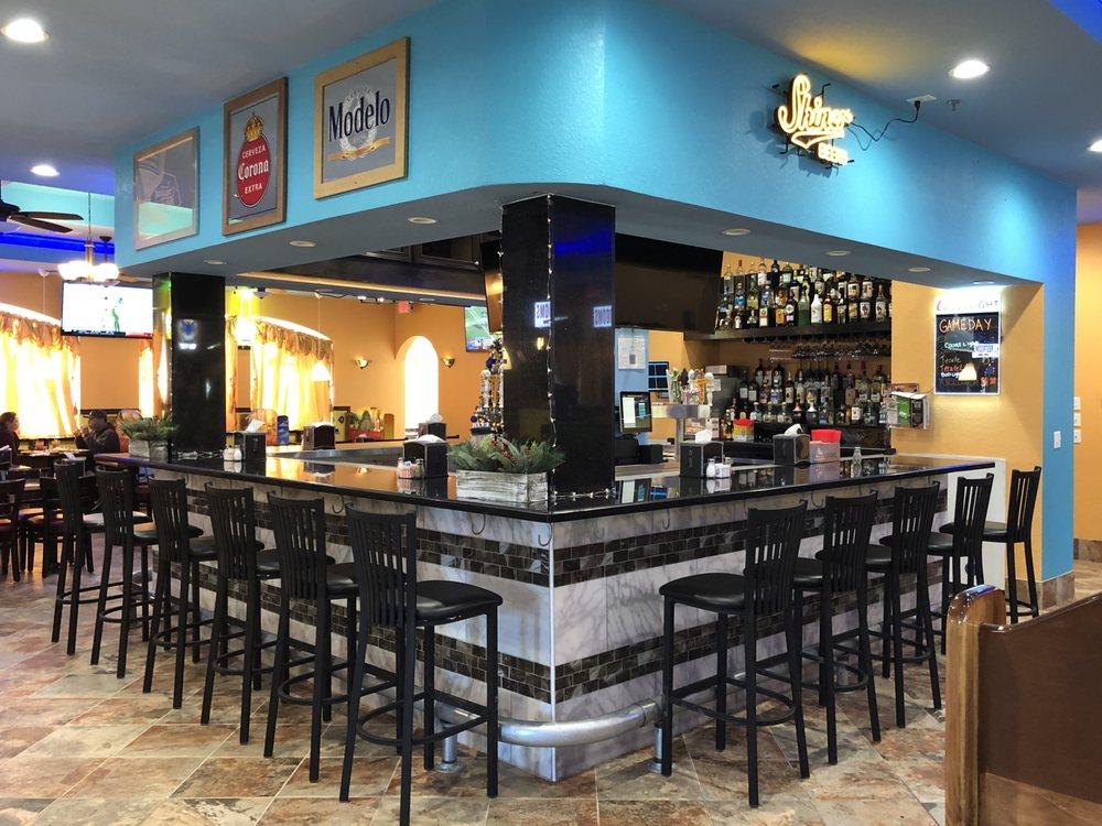 Full Bar Tvs Through The Restaurant Yelp
