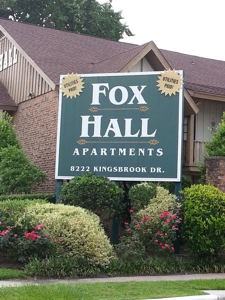 Fox Hollow Apartments Houston