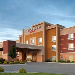 Photo Of Springhill Suites By Marriott Midland Mi United States