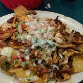 Photo Of Xochimilco Authentic Mexican Restaurant El Springfield Il United States Nachos