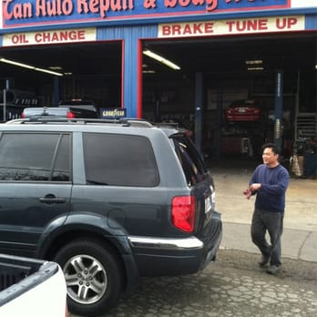 Tan auto repair 24 reviews garages 175 san jose ave for United motors san jose