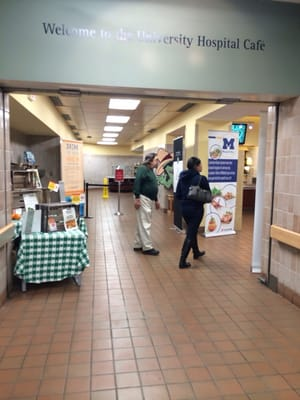 University of Michigan Health System Cafe - 11 Reviews
