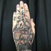 Photo Of The Plug Tattoo Piercing Richmond Ca United States Pirate