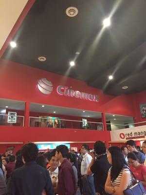 Cinemex cinema carretera poza rica cazones km 50 4706 poza rica veracruz mexico phone - Cines gran casa cartelera ...