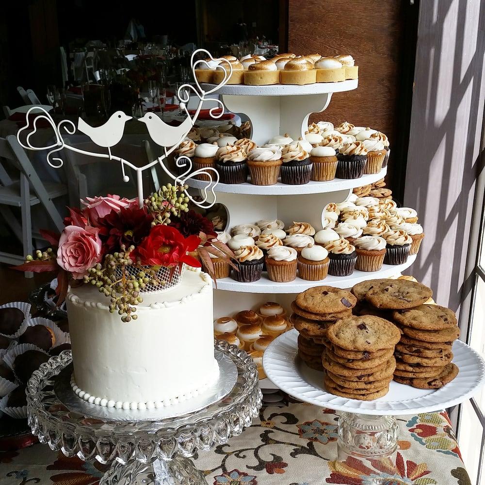 Wedding Dessert Ideas: Wedding Dessert Buffet At Brazilian Room In Berkeley
