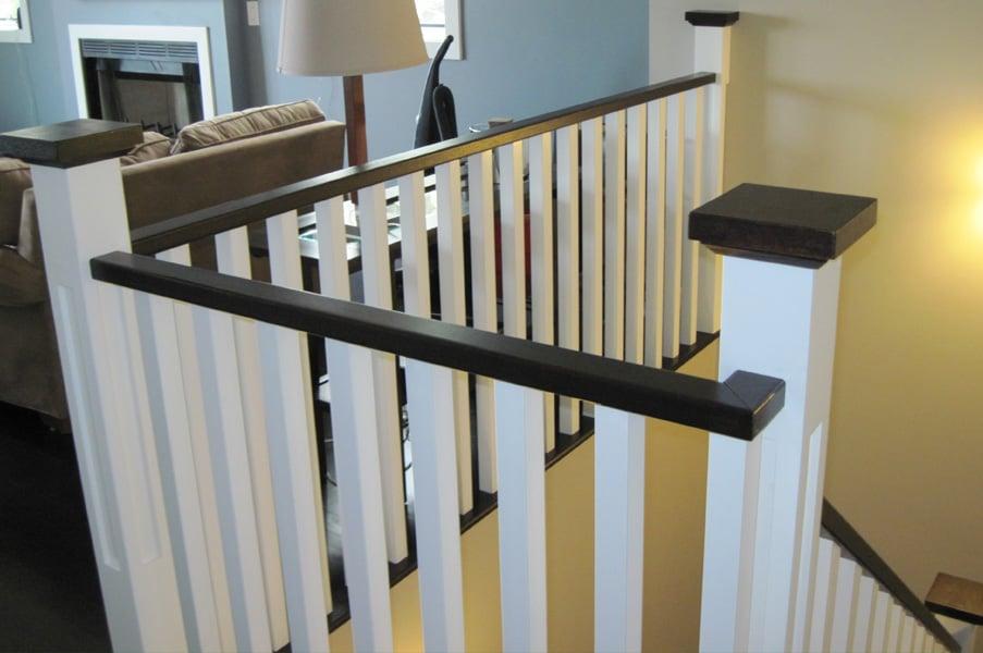 Charmant Photo Of Splash Design U0026 Carpentry   Chicago, IL, United States.  Contemporary Stairs