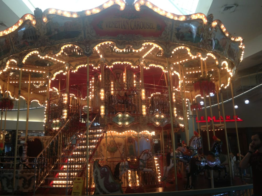 Carousel. Sunrise Mall - Ticket Sales - 2370 N Expy ...