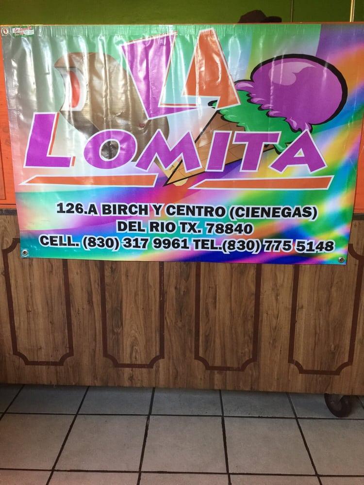 La Lomita - Fast Food - 126 A Birch-Centro, Del Rio, TX ...