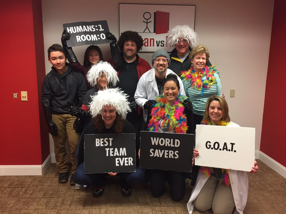 Human Vs Room Escape Room: 4210 Fritch Dr, Bethlehem, PA