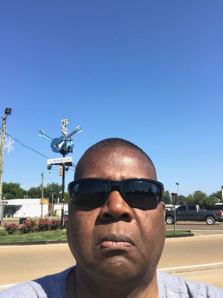 The Crossroads: Hwy 49 And Hwy 61, Clarksdale, MS