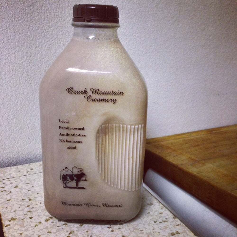 Ozark Mountain Creamery: 3350 Peach Corner Dr, Mountain Grove, MO