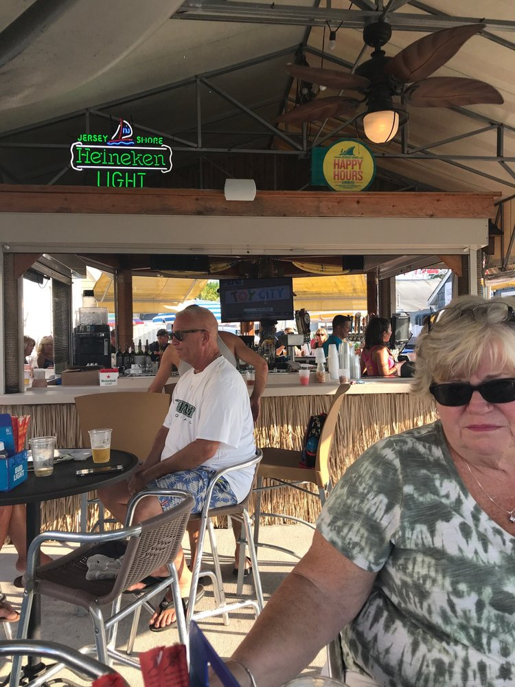 Ollie Kleins Tiki Bar: 708 River Road, Belmar, NJ