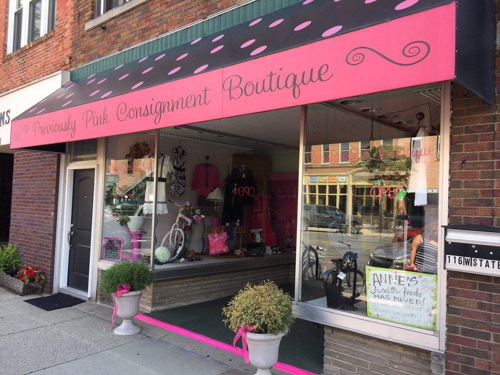 Previously Pink: 116 W State St, Hastings, MI