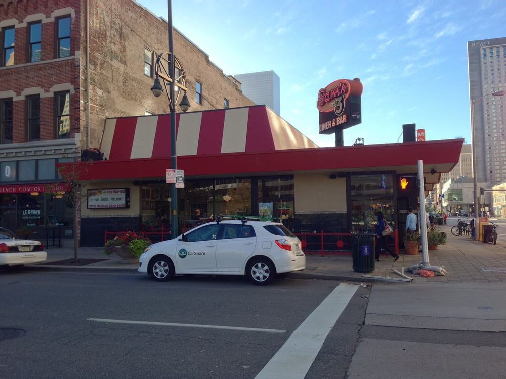 Photo of Sam's No. 3 - Downtown - Denver, CO, United States. @bigmovie // Sam's No. 3 storefront