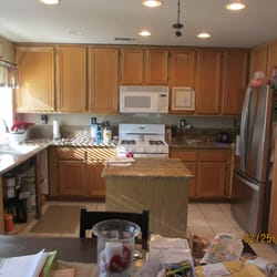 Photo Of Inland Cabinets Countertops Corona Ca United States Before