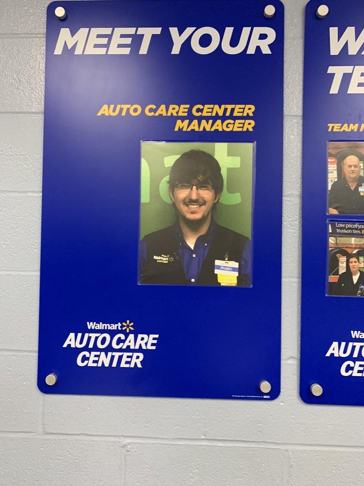 Walmart Auto Care Centers: 219 Hwy 412, Ash Flat, AR