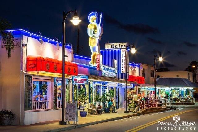 Photo Of Hellas Restaurant Tarpon Springs Fl United States In