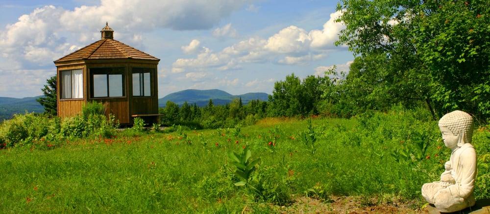 Sky Meadow Retreat: 63 Winchester Rd, Stannard, VT