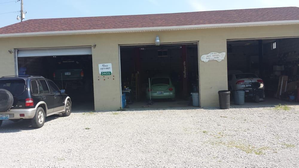 Can Do Auto Repair: 2405 Big Hill Rd, Berea, KY