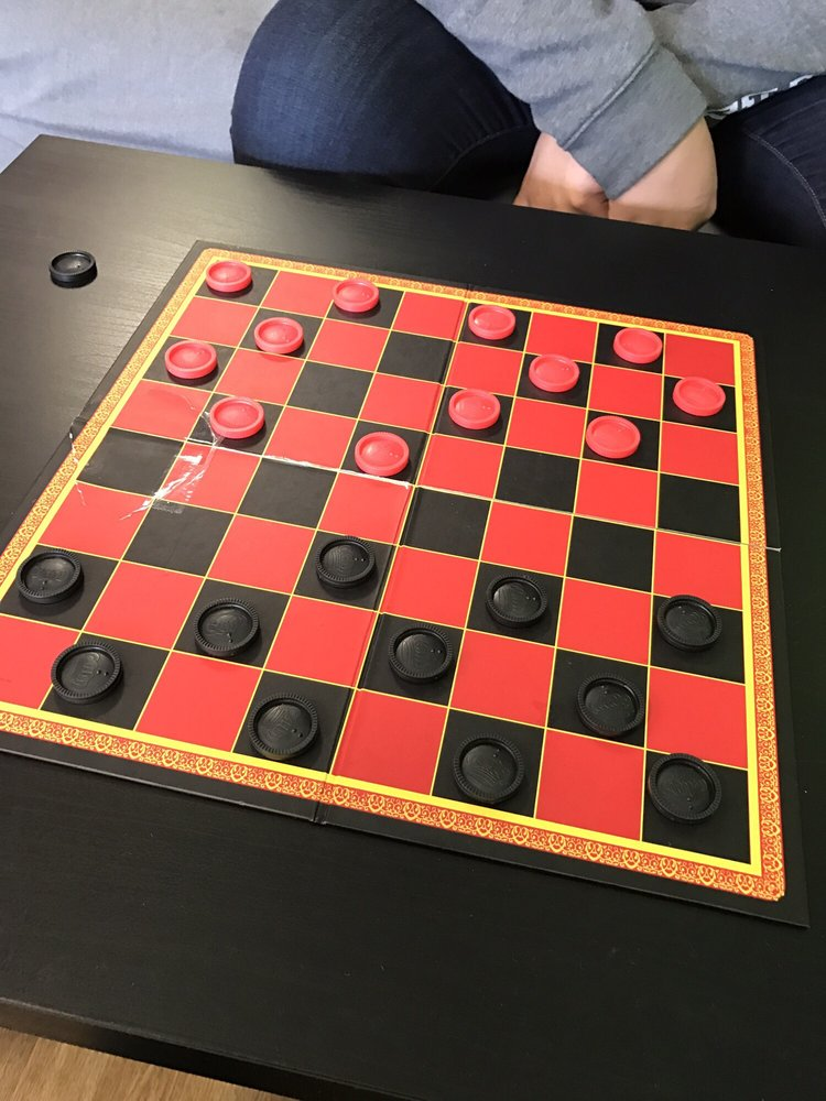 Checkers Tic Tac Toe And Cards To Pass The Time With Friends While