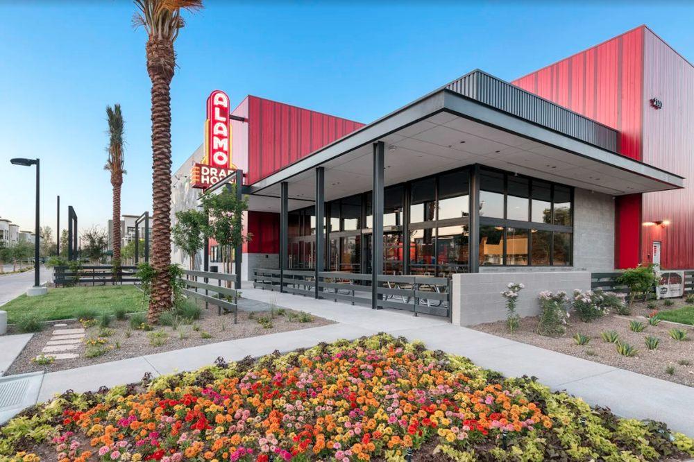 Food And Drink: Alamo Drafthouse Cinema Tempe