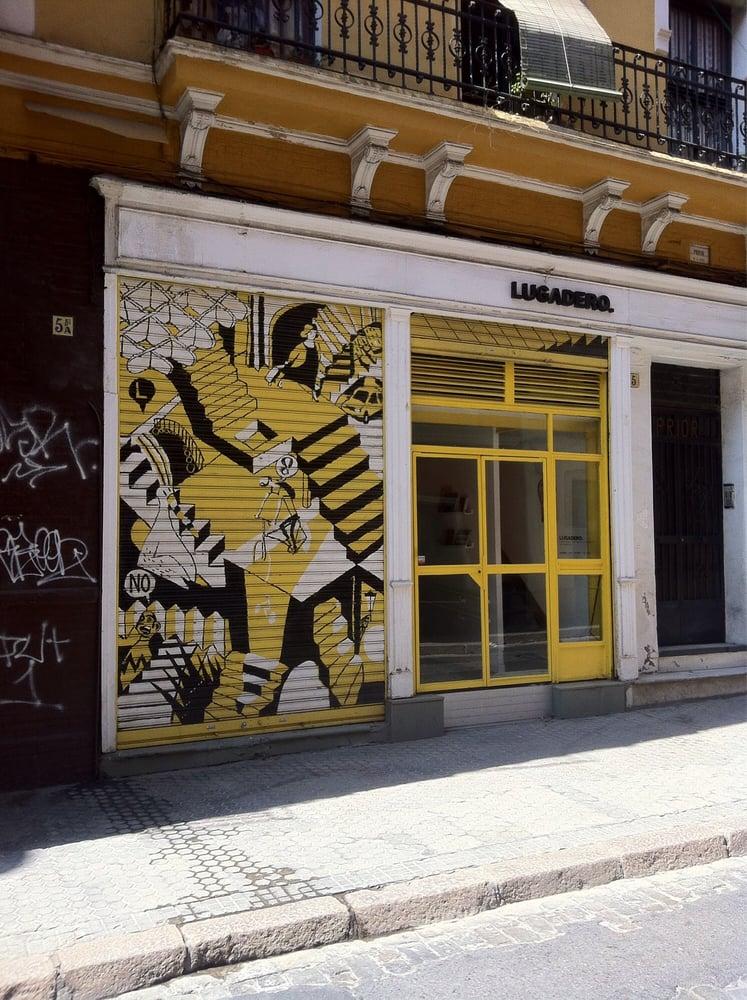 Lugadero st ngt 36 foton arkitekter calle - Calle correduria sevilla ...