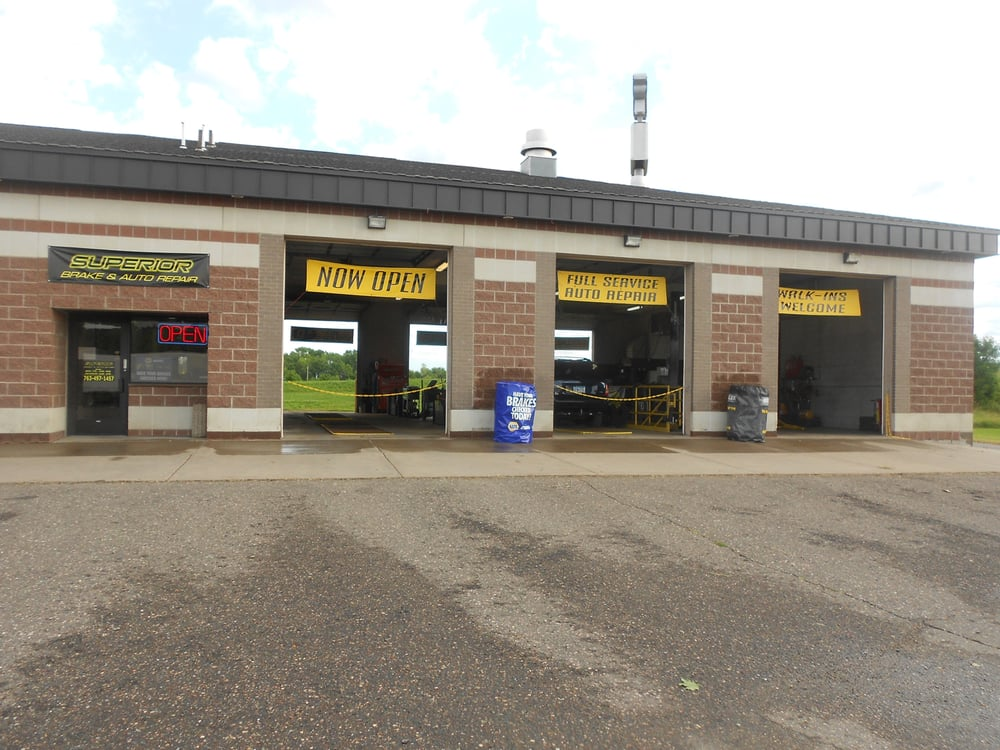 Superior Brake & Auto Repair: 5952 Large Ave NE, Albertville, MN