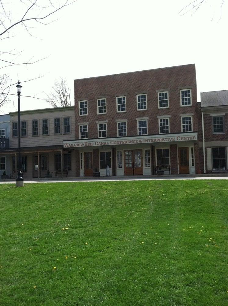 Wabash & Erie Canal Interpretive Center: 1030 N Washington St, Delphi, IN