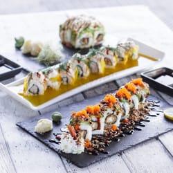 Photo Of Home Sushi   Lyon, France. La Spécialité Chez Home Sushi, La