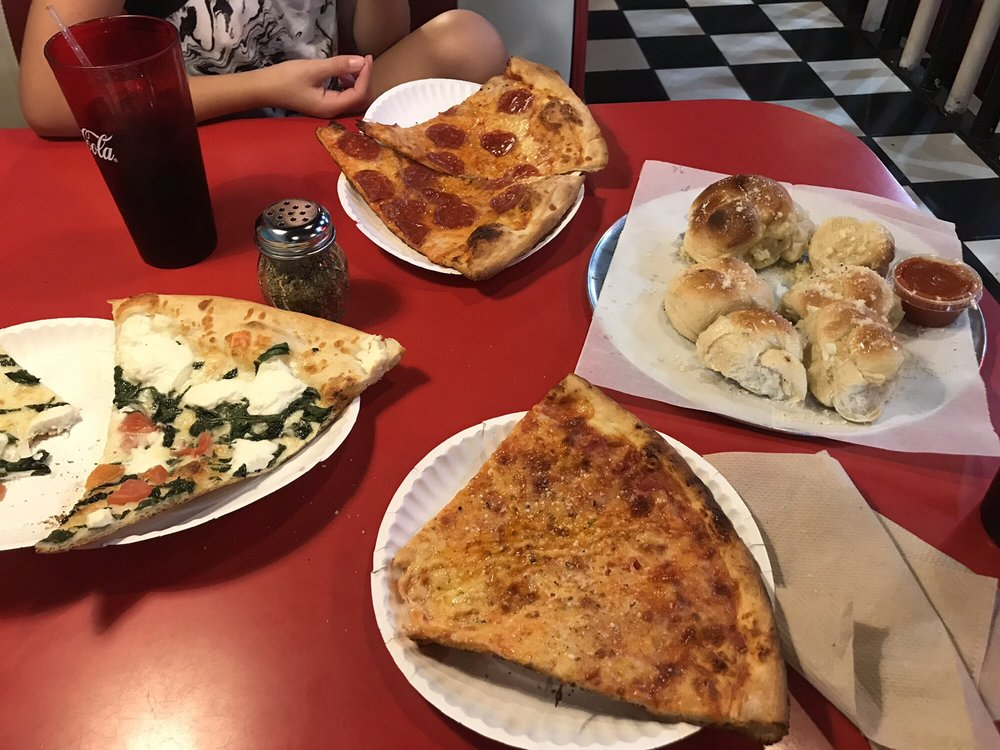 New York New York Pizza: 1512 E 7th Ave, Tampa, FL