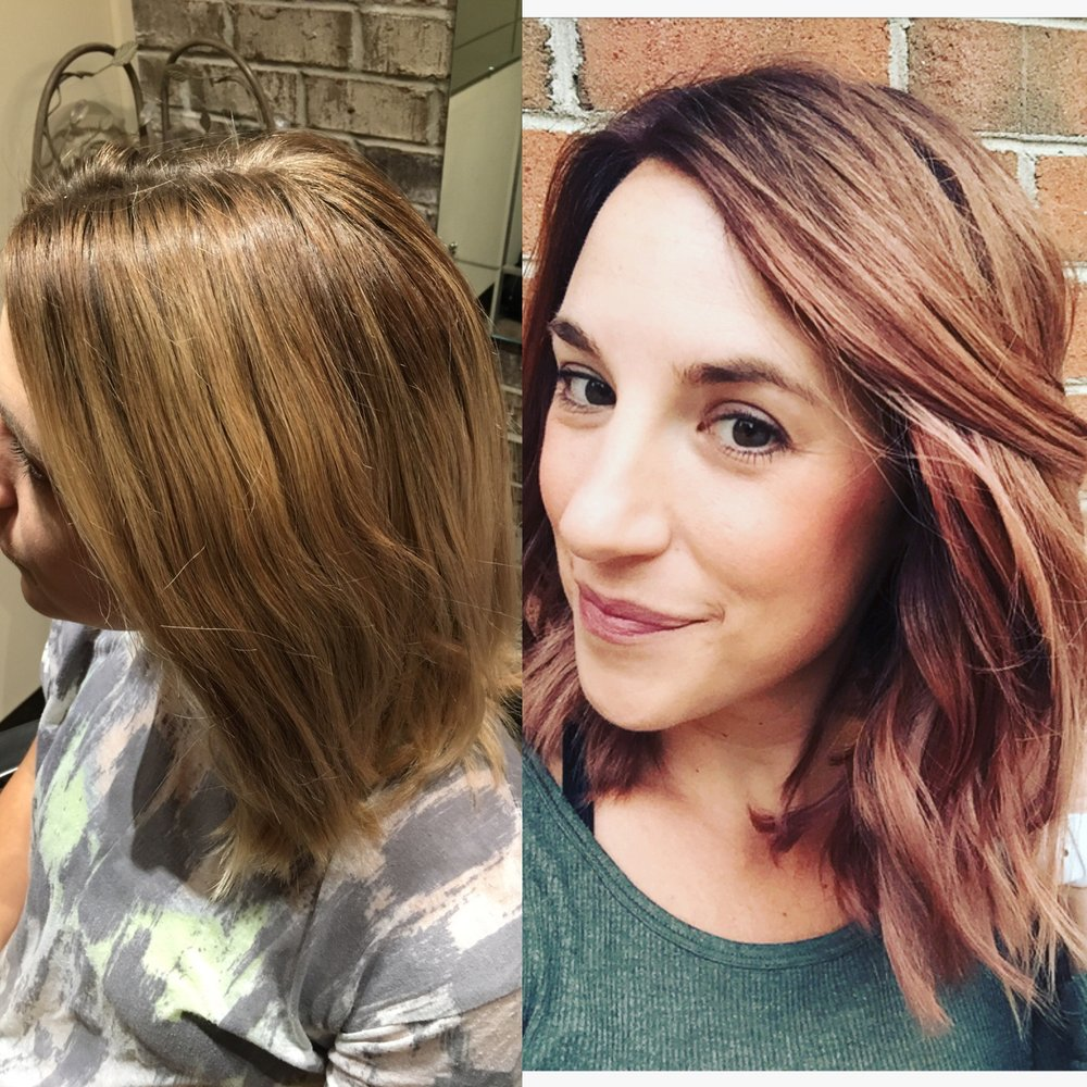 cheveux stylists