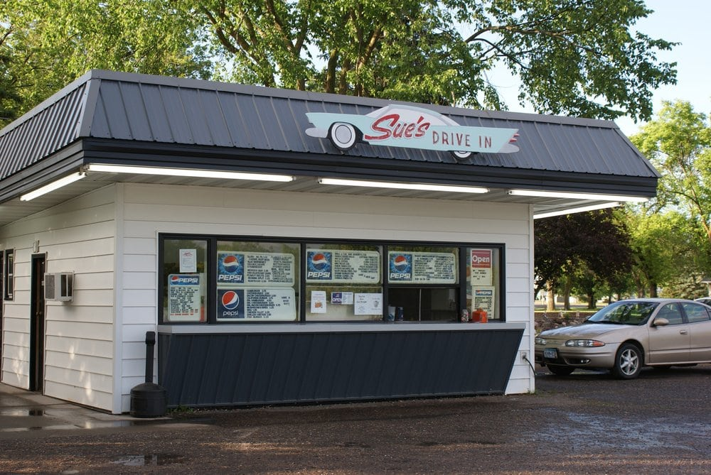 Sue's Drive In: 425 Main St S, Pierz, MN