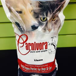 The Carnivora Raw Food For Dogs