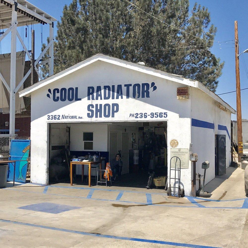 Cool Radiator Shop: 3362 National Ave, San Diego, CA