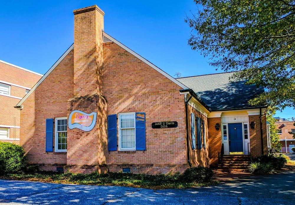 Davis Pediatric Dentistry: 19 Cleveland Ave, Martinsville, VA