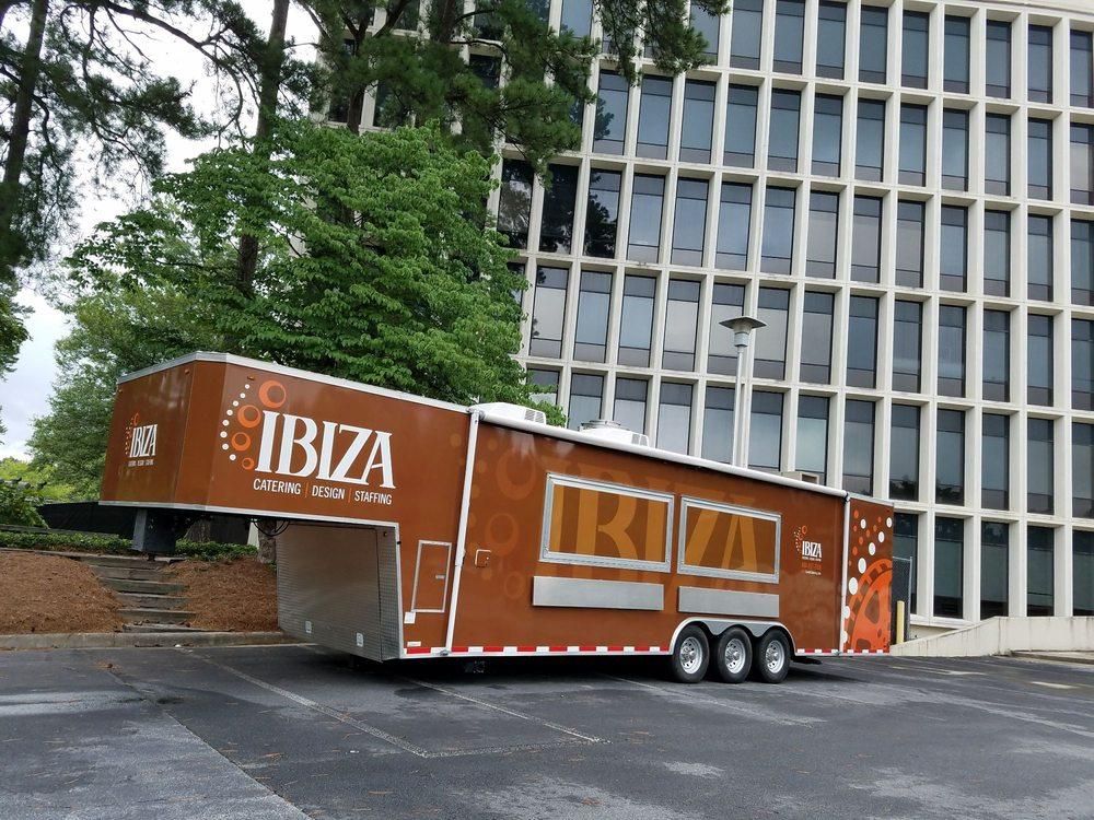 Ibiza Event Catering